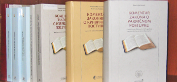 Regulations applied in the work of the Court departments