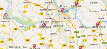 Судови у Републици Србији